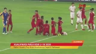 Fakhri Husaini: Timnas U-19 Pahlawan - JPNN.com