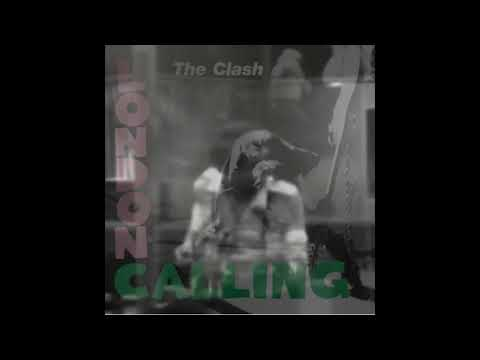 The Clash London Calling (Full Album) Isolated Bass Track