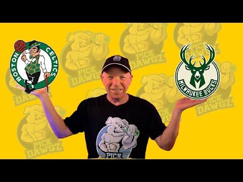 Milwaukee Bucks vs Boston Celtics 3/24/21 Free NBA Pick and Prediction NBA Betting