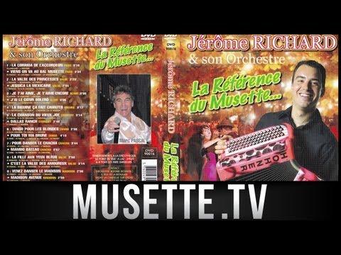 Musette - Jérôme Richard - La valse des princesses