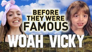 WOAH VICKY | Before They Were Famous | 25% Black ??? REUPLOAD