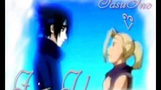 SasuIno- Raindrops (lyrics)