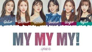 GFRIEND - My My My!