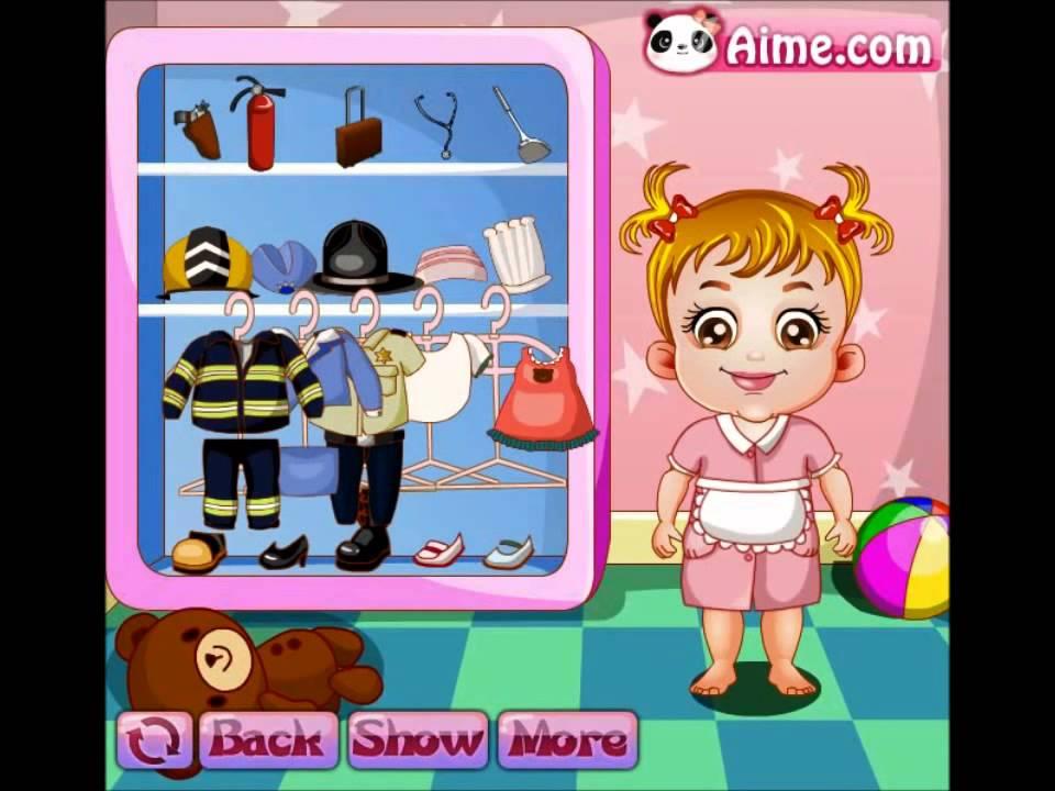 Juegos De Vestir Bebes Chiquitos 720p