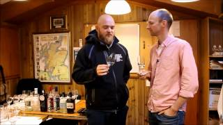Intro to the gin renaissance with Matt Bradley