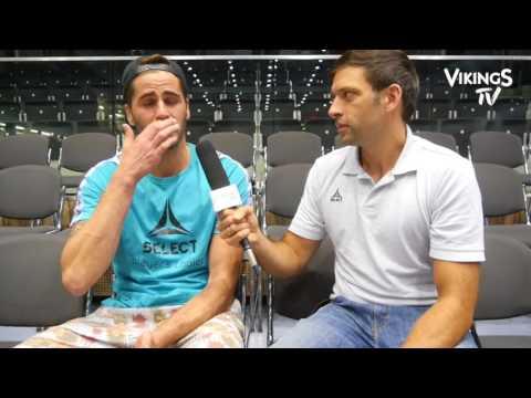 VikingsTV - Trainingstalk - Interview mit Alexander Oelze