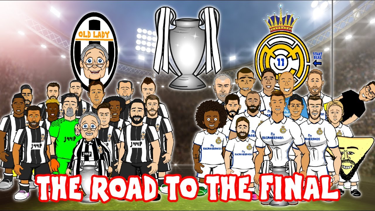 The Road To Cardiff 2017 Champions League Final