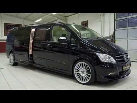klassen mercedes vito luxury youtube. Black Bedroom Furniture Sets. Home Design Ideas