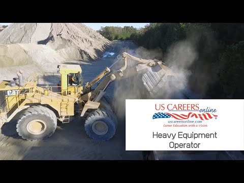 US Careers Online - Heavy Equipment Operator