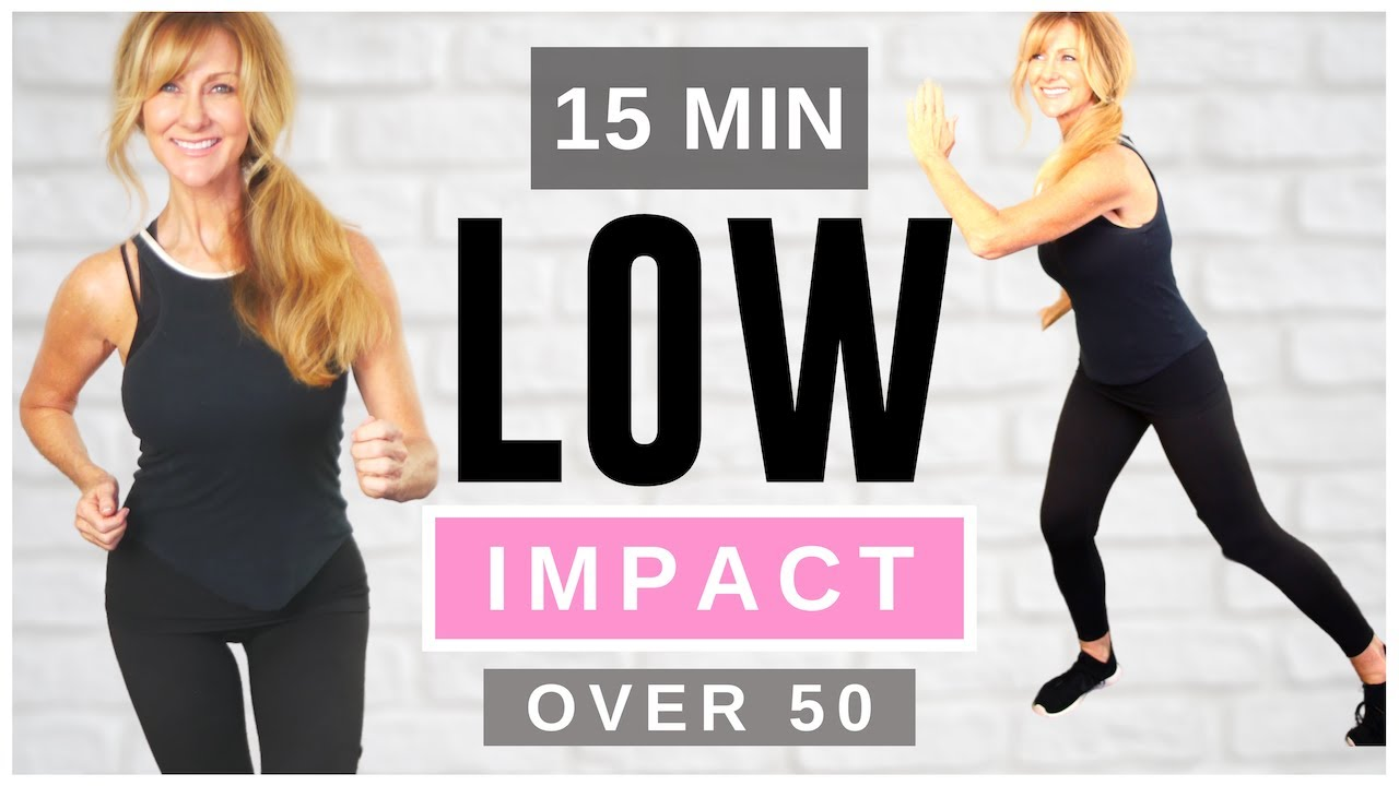 15 Minute Indoor Walking Workout | Low Impact!