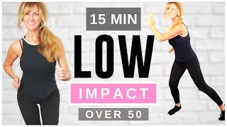 Indoor Walking Workout | Low Impact!