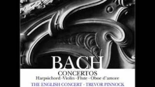 Bach - Harpsichord Concerto No.3 in D Major BWV 1054 - 2/3