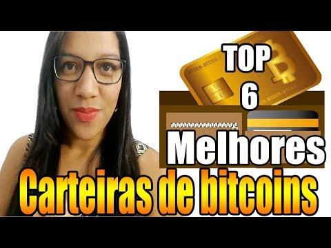 6 Melhores Carteiras de bitcoins ONLINE / mais confiáveis!