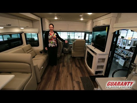 2020 Winnebago Forza 34T Class A Diesel Motorhome • Guaranty.com