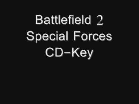 Battlefield 2 Deluxe CD Keys+Bonus CD Key