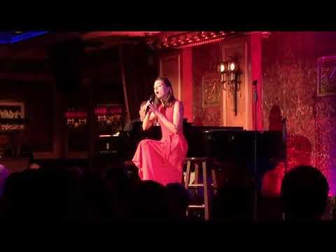 "Laura Osnes & Tony Yazbeck @ Feinstein's 54 Below ""The Man I Love"""