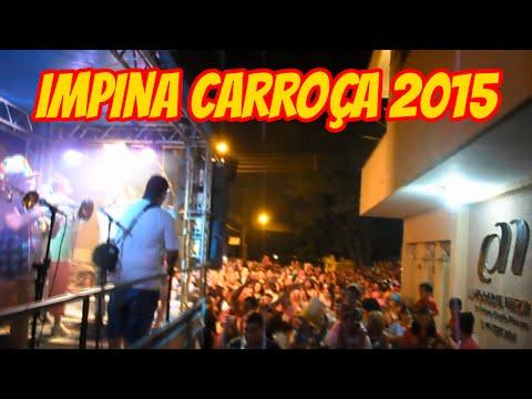 Carnaval de Nazaré Paulista 2015 - Bloco Impina Carroça