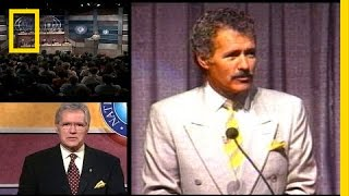 Alex Trebek: Best National Geographic Bee Moments | National Geographic