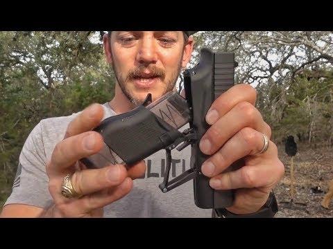 Складной Glock, превращающийся в пистолет-пулемёт | Разрушительное ранчо | Перевод Zёбры