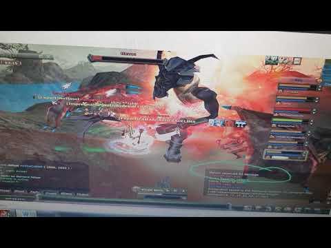 Dark Knight Mace +7 DKM +7  Anti Heal Knight Online
