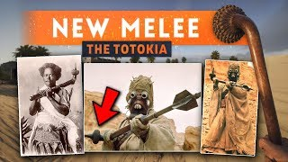 ► NEW MELEE WEAPON FROM FIJI: THE TOTOKIA! - Battlefield 1 Turning Tides DLC
