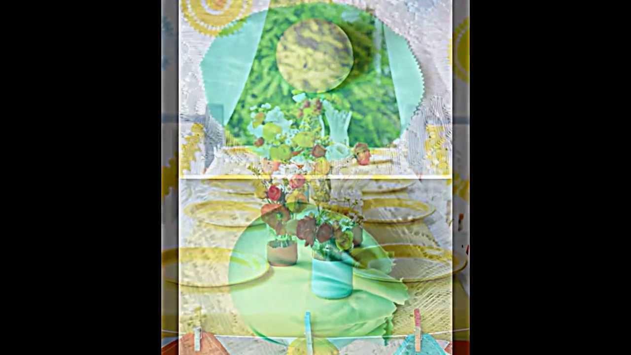 Sommerliche deko ideen zum selbermachen f r ihre for Gartenparty ideen