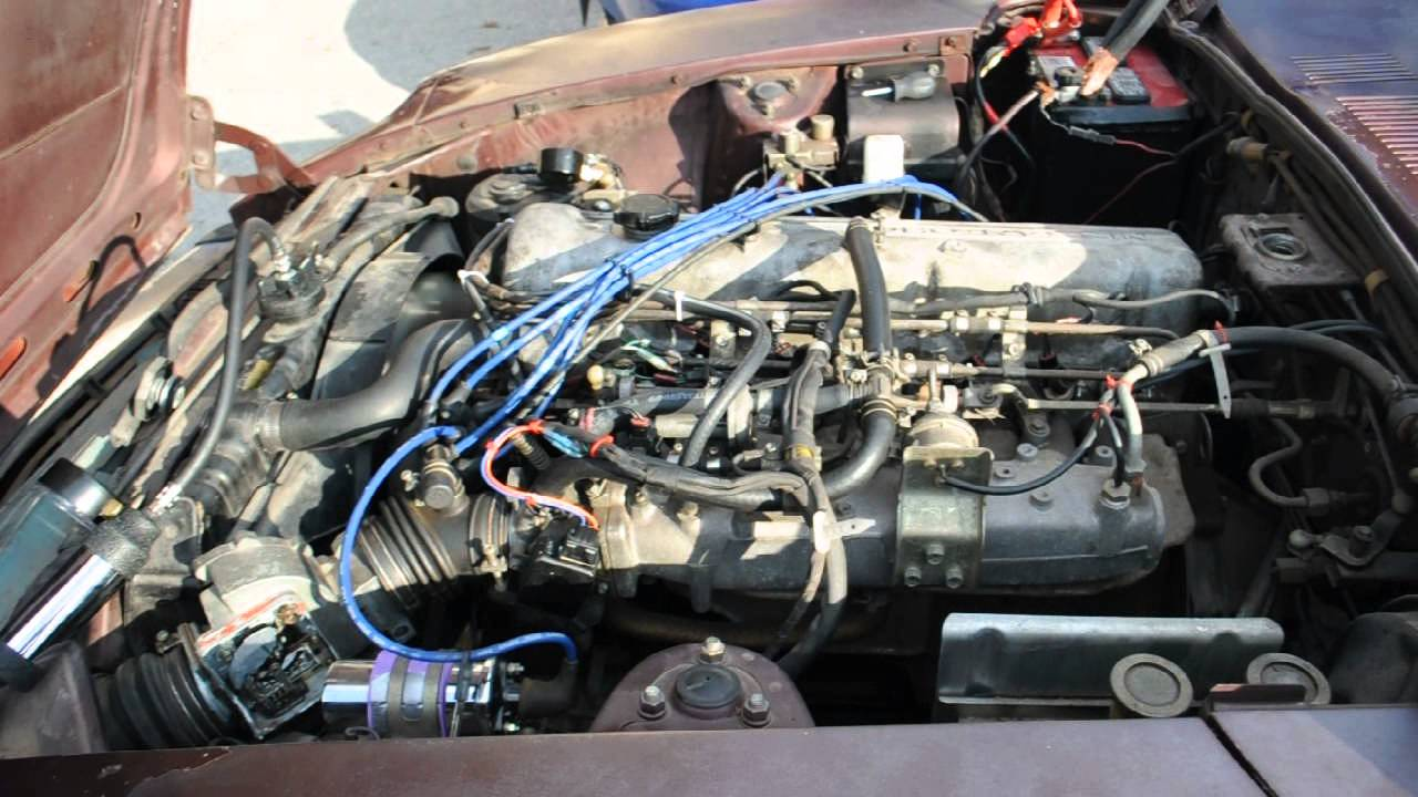 280z Cold Start Valve Wiring 28 Diagram Images 77 Fuel Pump Relay Maxresdefault My Datsun Youtube At