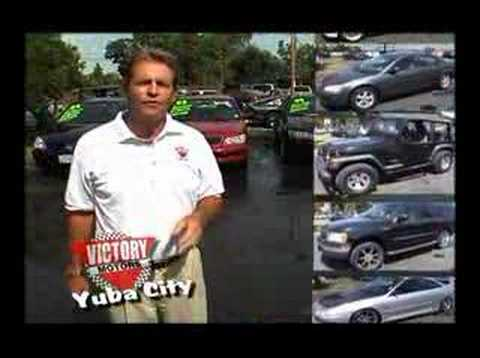 Victory Motors Commercial Ad