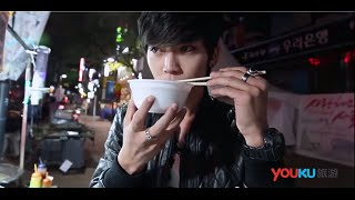 [ENG SUB] Bii (畢書盡) Traveling to Korea: Myeong-dong [EP 1/4]