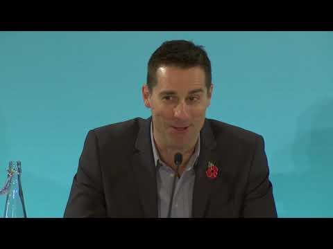 Wonder Conference | Stephen Chbosky,  RJ...