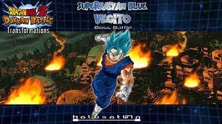 DBZ: Dokkan Battle - SSB Vegito [Boss Battle]