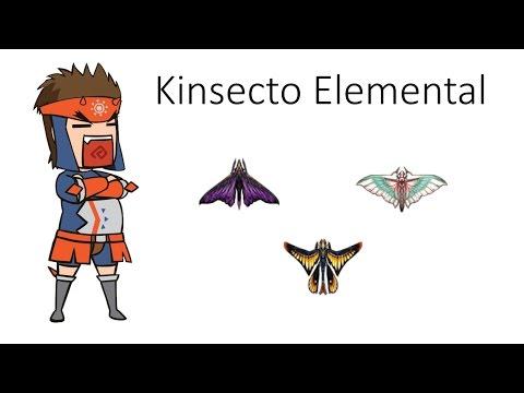 [Masa Guía] Monster Hunter 4 Ultimate - Guía para el Kinsecto Elemental [Español Latino]