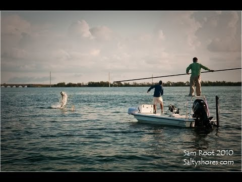 "Saltwater Experience: ""Flyfishing Oceanside Tarpon"" Season 6 