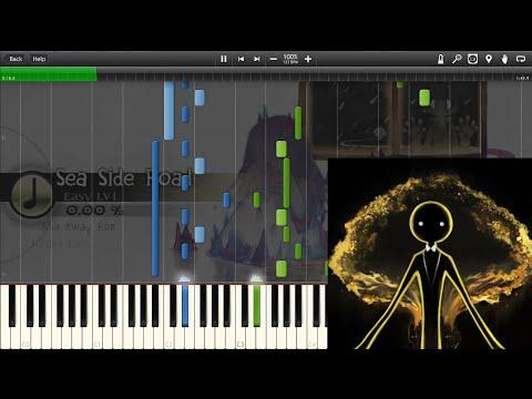 Eshen Chen - Sea Side Road (Deemo) Synthesia Piano Arrangement