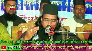 মাওলানা হাবিবুর রহমান রেজভী নবীজি নূর দলিল Proposal of Prophet Mohammed Nur