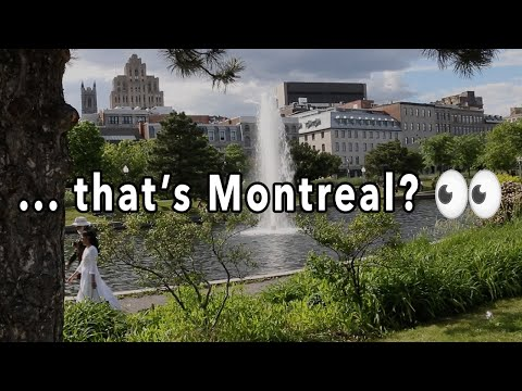 You Won't Believe The Beauty Of Montreal, Canada!