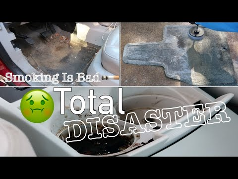 Deep Cleaning A DIRTY & GREASY Pacifica| Complete Interior Detail & Transformation