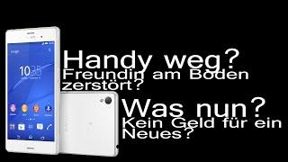 [Deutsch] verlorendes Android Handy Orten/Sperren/Löschen