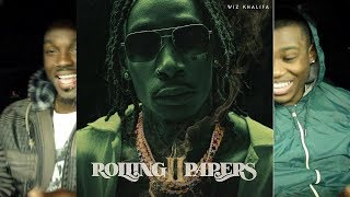 Wiz Khalifa - Rolling Papers 2 FIRST REACTION/REVIEW