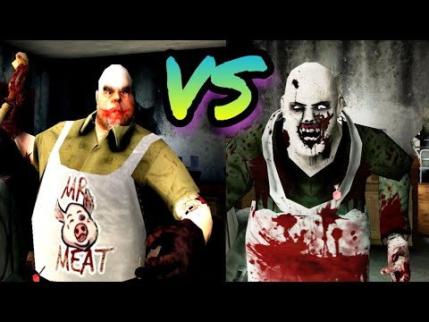 Psychopath Vs Mr. Meat
