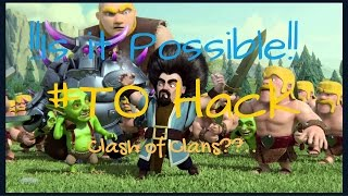 Gambar cover ¿Is it Possible to HACK Clash of Clans? | CLASH OF CLANS HACKED |