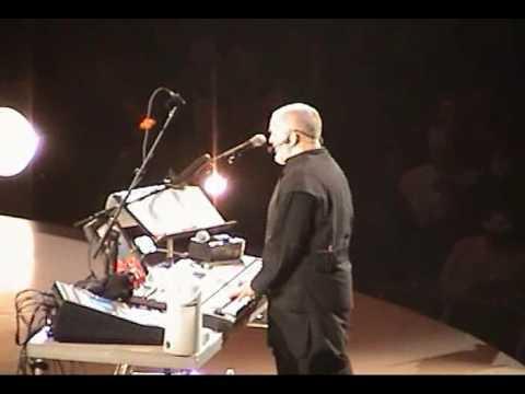 Peter Gabriel 2002.12.10 Anaheim, California (Growing Up) Whole Show