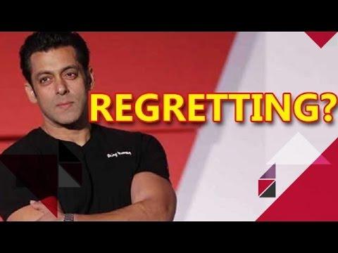 Regretting