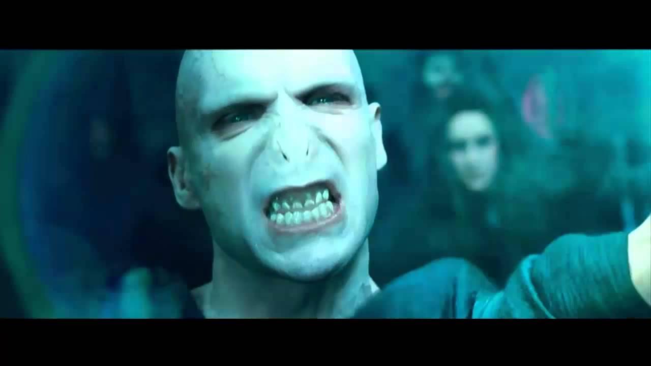 Harry Potter Und Der Feuerkelch Harry Vs Voldemort Hd Youtube
