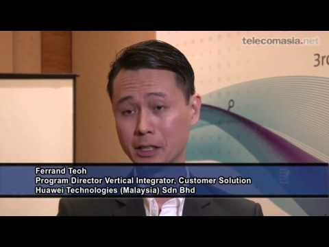 Interview with Telecom Asia : Huawei and Telin in Indonesia announce joint business collaboration