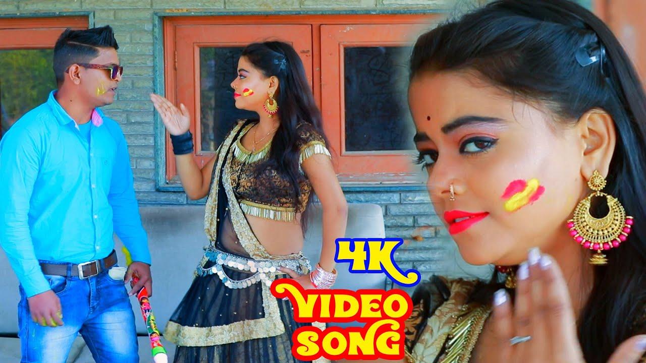 #Nagmani का सुपरहिट #holi #VideoSong ||भौजी निचे से डेल द ...