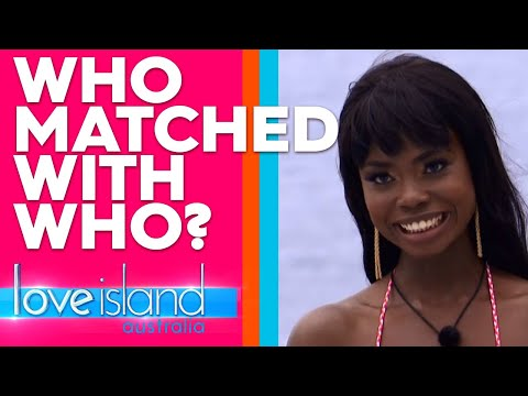 Who Matched With Who In The First Coupling Ceremony | Love Island Australia 2019