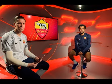 The Szczesny Show, Episode 2: Mohamed Salah