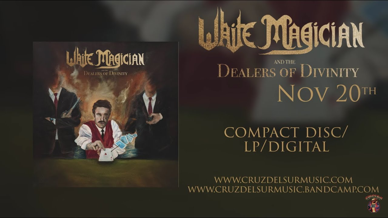 White Magician - Mad Magic II: In the Absence of Gods -Bad Magic- (Promo Track)