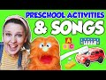Preschool Learning, Activities, and Songs - Learn at Home with Ms Rachel - Educational Videos